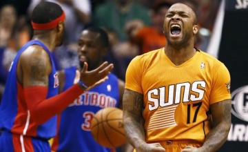 P.J. Tucker Suspended