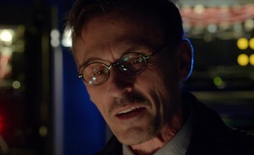The Flash Arrow Crossover Clock King
