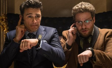 The Interview Release Date Christmas Day