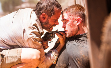 The Rover Blu-ray release date Robert Pattinson
