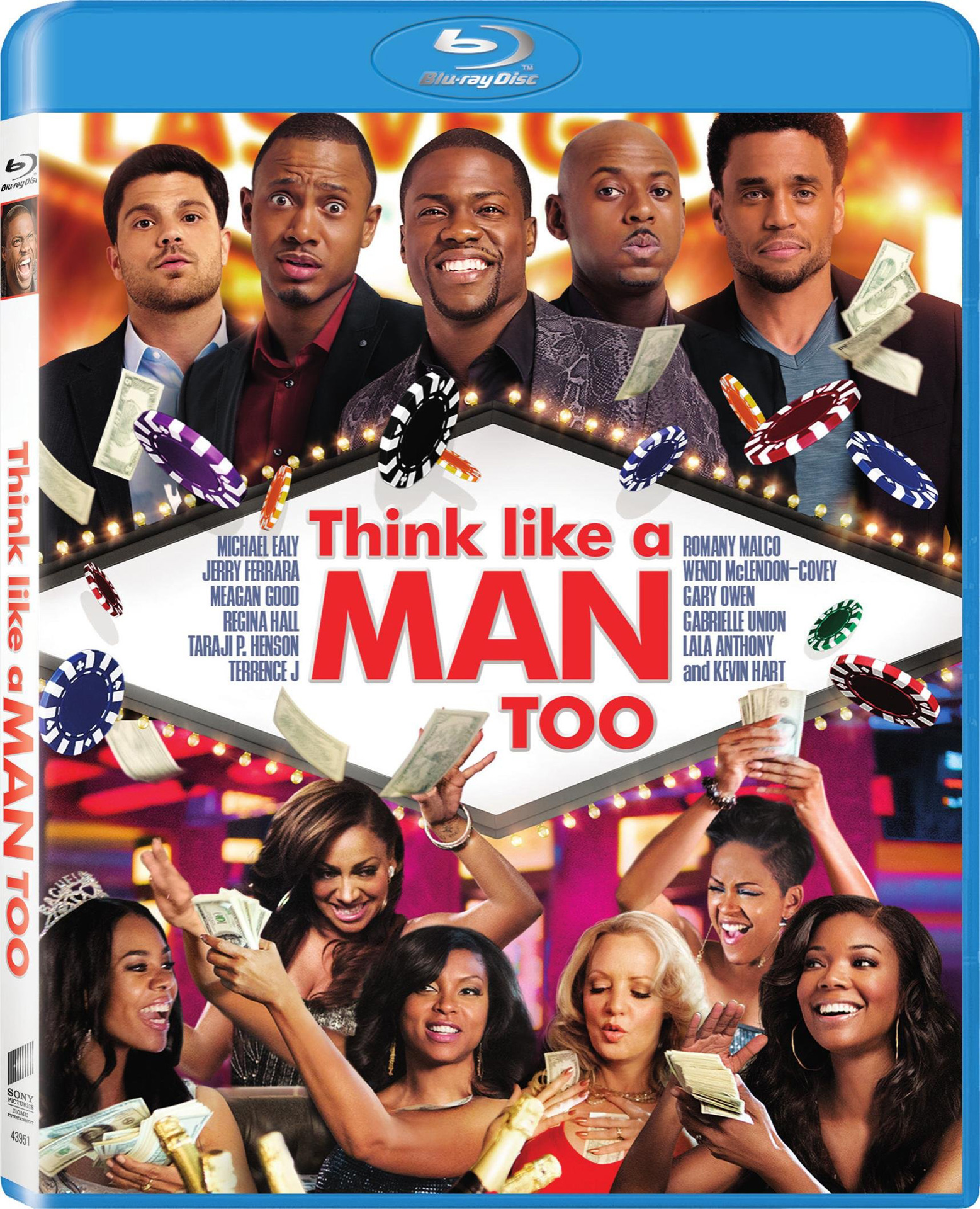 bol.com | Think Like A Man (Blu-ray), Meagan Good | Dvd's