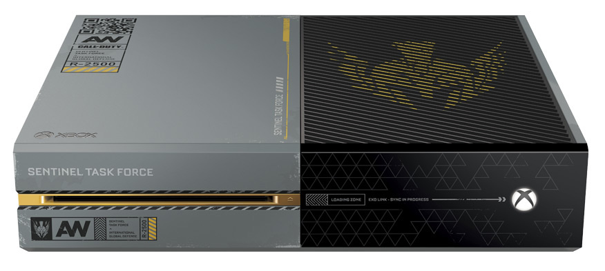 Beautiful Images of Xbox One Limited Edition Call of Duty ...
