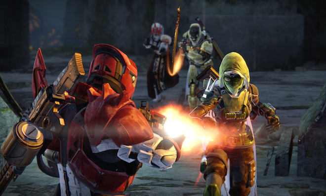 Destiny review part 2 gameplay and more thehdroom