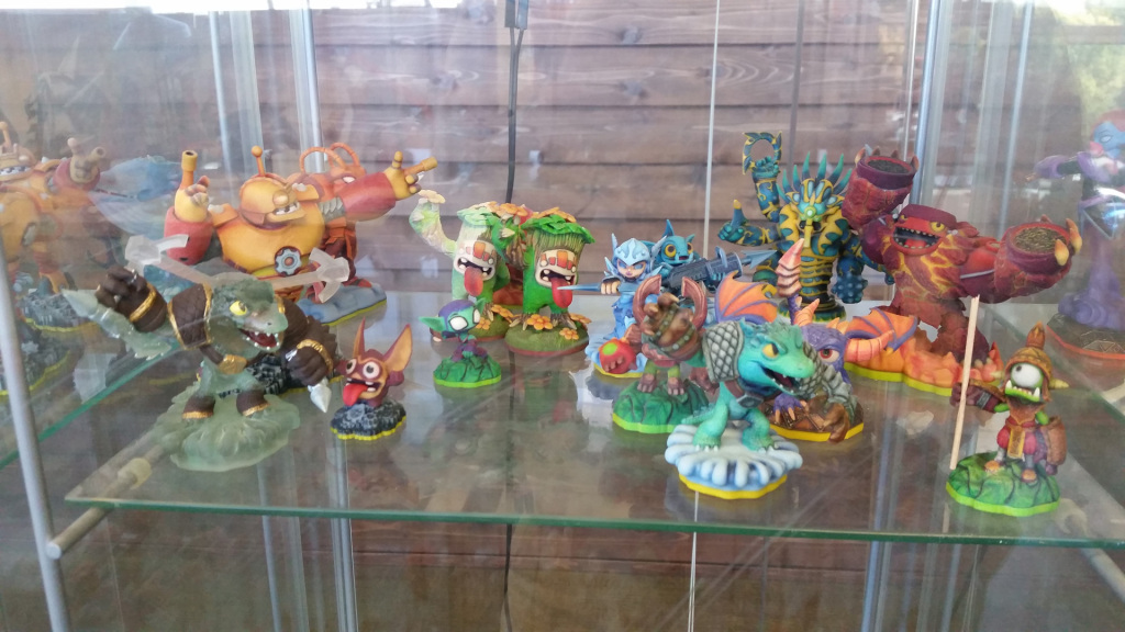 Skylanders Trap Team Characters Preview Inside The Halls Of Toys For
