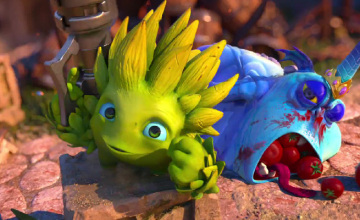 Skylanders Trap Team Trailer Food Fight