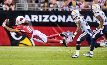 Watch Chargers vs Cardinals online free