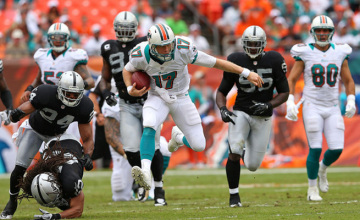 Watch Dolphins vs Raiders live streaming