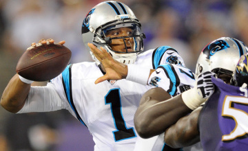 Watch Panthers vs Ravens online free