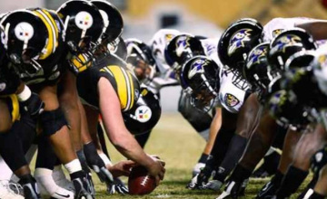 Watch Steelers vs Ravens online free