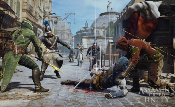 Assassin's Creed Unity Preview