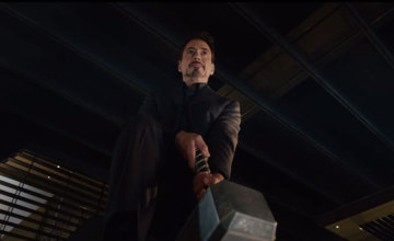 Avengers Ages of Ultron footage watch