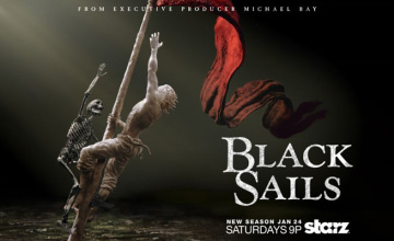 Black Sails Season 2 premiere date