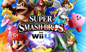 Super Smash Bros. Wii U Nintendo Direct