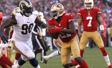 Watch 49ers vs Rams online free