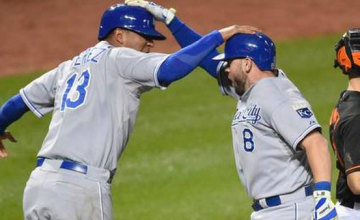 Watch Royals vs Orioles live streaming