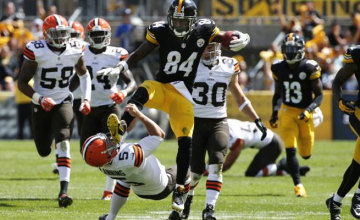 Watch Steelers vs Browns Online Free NFL Football Game on CBS Sports