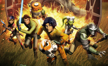Win Star Wars Rebels: Spark of Rebellion on DVD