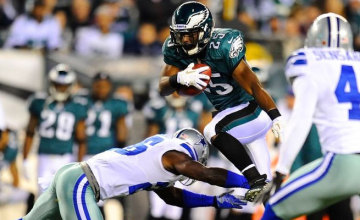 Watch Eagles vs Cowboys online free