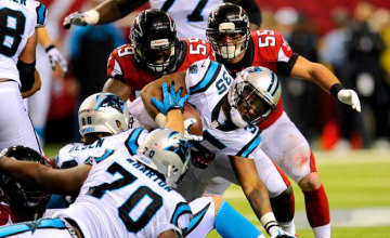 panthers vs falcons live ncaa football live