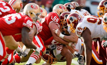 Watch Redskins vs 49ers game online free