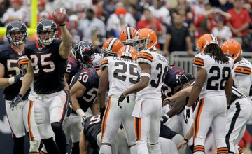 Watch Texans vs Browns live free