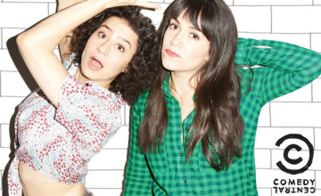 Contest Win Comedy Central's Broad City