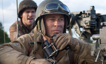 Fury Brad Pitt Digital Blu-ray