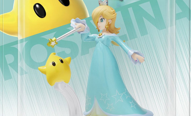 Rosalina Amiibo is a Target Exclusive (Updated) - TheHDRoom