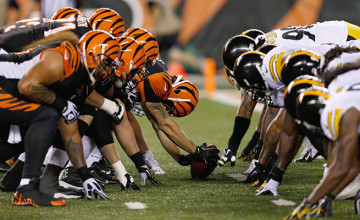 Watch Steelers vs Bengals online