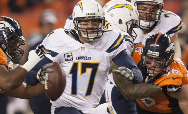 Denver Broncos Vs San Diego Chargers Online Free Cbs