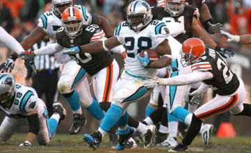 Watch Browns vs Panthers online free