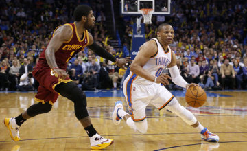 Watch Cavaliers vs Thunder online free