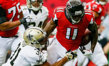 Watch Falcons vs Saints online free