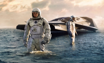 Interstellar Blu-ray release date