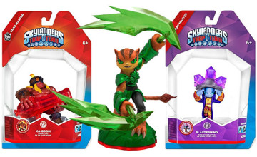 Skylanders Trap Team wave 3