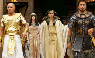 Exodus: Gods and Kings Blu-ray release date