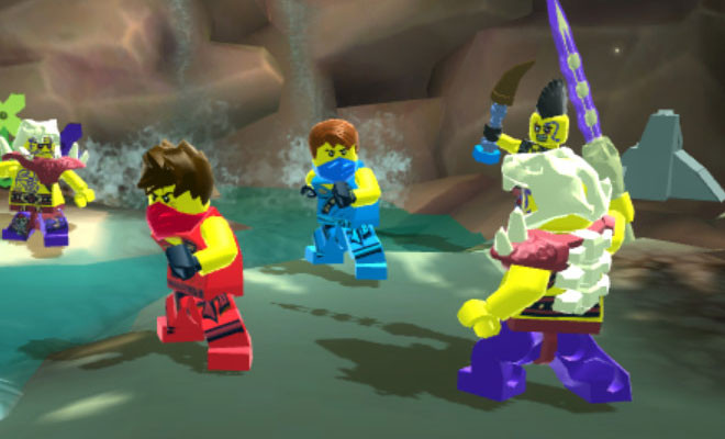 First LEGO Ninjago: Shadow of Ronin Screenshots for 3DS, PS Vita ...