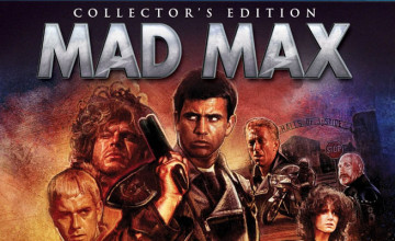 Mad Max Collector's Edition Blu-ray