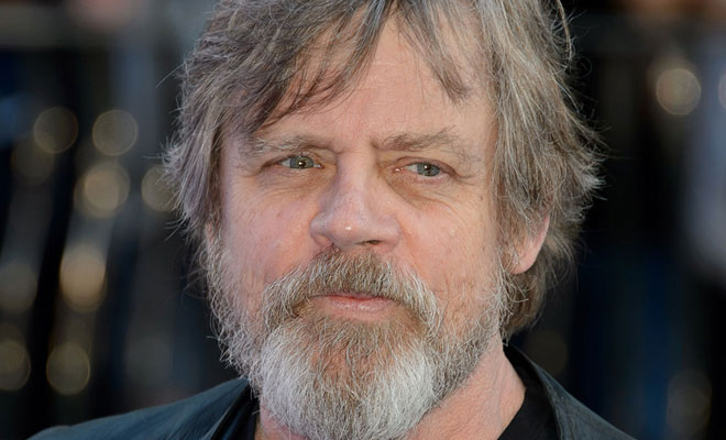 """Mark Hamill Talks Star Wars Episode 7 and How It's """"Just a ..."""