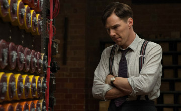 The Imitation Game Blu-ray