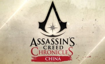 Assassin's Creed Chronicles Announced