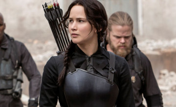 The Hunger Games: Mockingjay-Part 1 Blu-ray Review