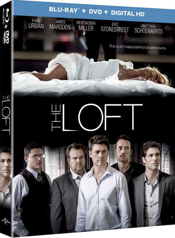 the loft open for shenanigans on blu ray dvd and digital this may thehdroom. Black Bedroom Furniture Sets. Home Design Ideas