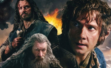 Win The Hobbit The Battle of the Five Armies