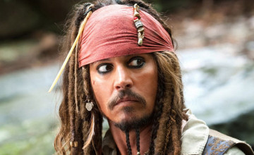 Johnny Depp Pirates of the Caribbean 5
