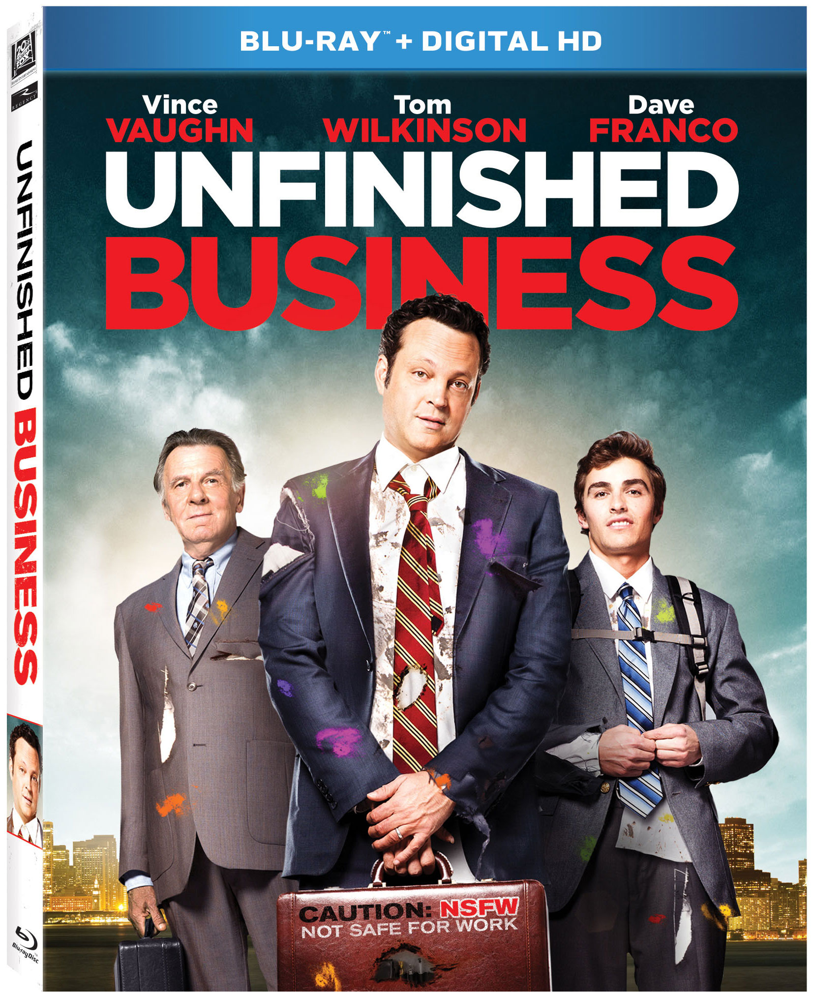 Lucifer Season 4 Release Date: Unfinished Business Starring Vince Vaughn Blu-ray, DVD And