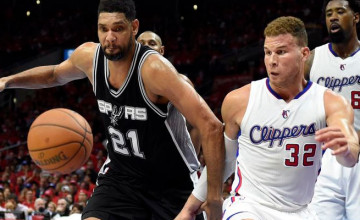 Watch Clippers vs Spurs online free