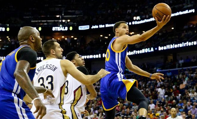 Watch New Orleans Pelicans vs Golden State Warriors Online Free Live Streaming ABC Sports Game 1 ...