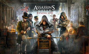 Ubisoft revealed Assassin's Creed: Syndicate today.