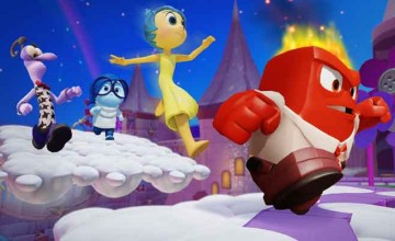 Disney Infinity 3.0 Inside Out Play Set Trailer